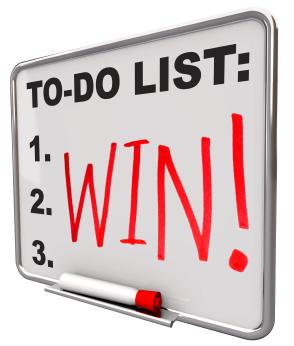 playing to win Empower Network affiliate contest
