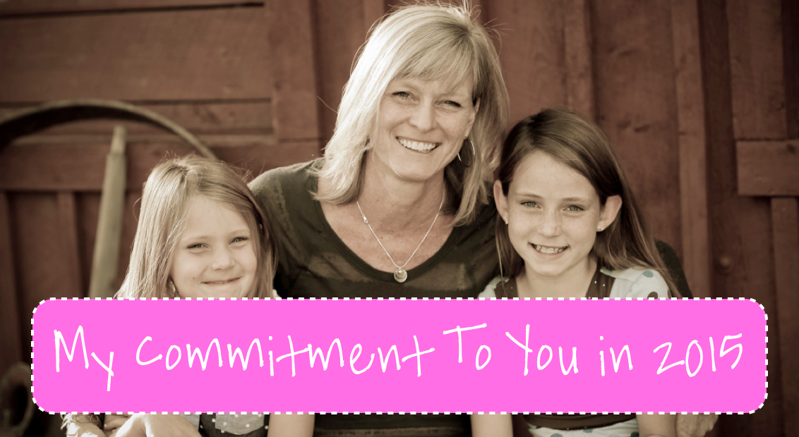 my commitment to you