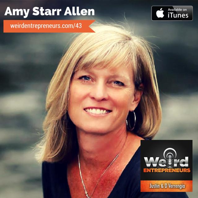 Weird Entrepreneurs Amy Starr Allen