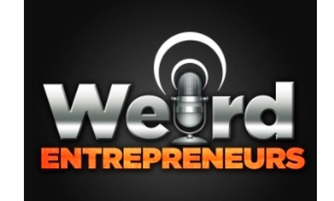 weird entrepreneurs logo