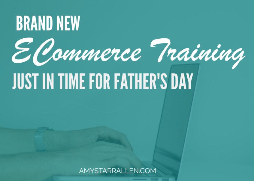 ecommerce training