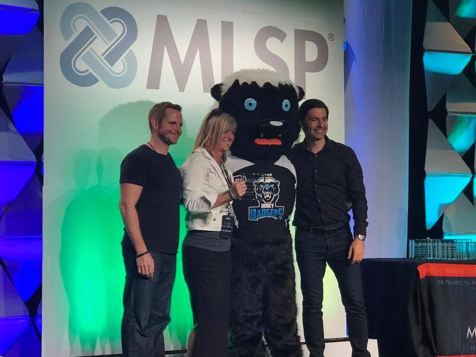 Live the Dream 8 MLSP Award