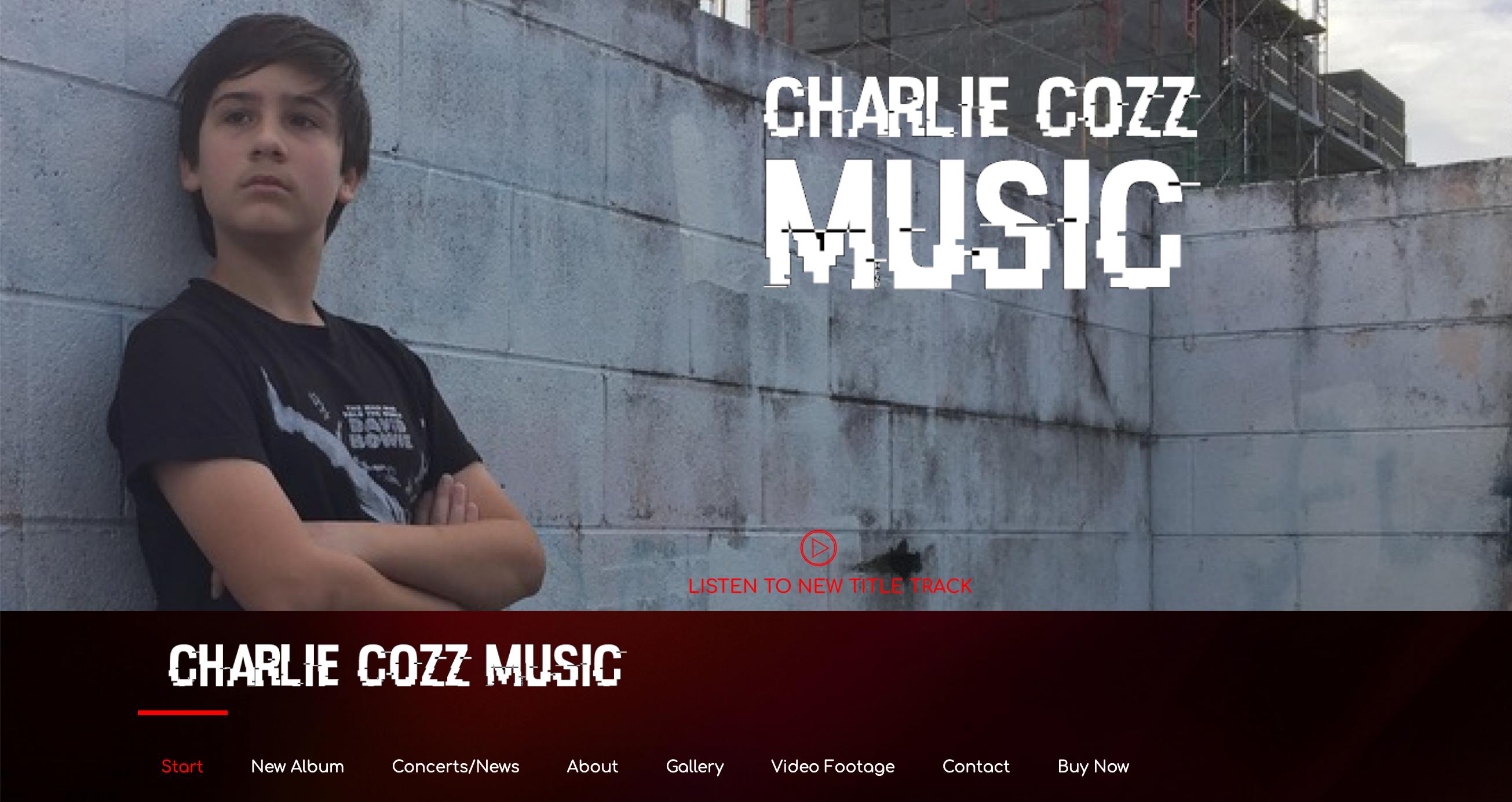 Charlie Cozz Music
