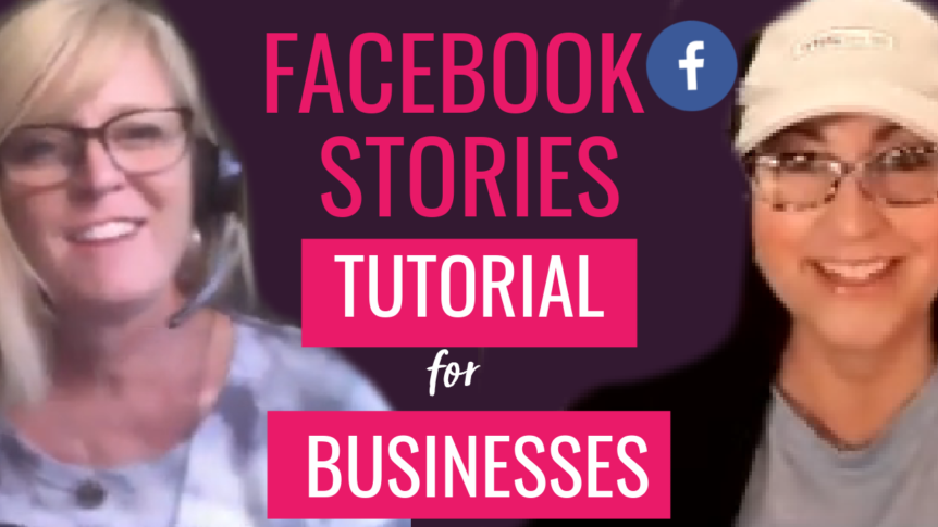 Facebook Stories Tutorial for Businesses