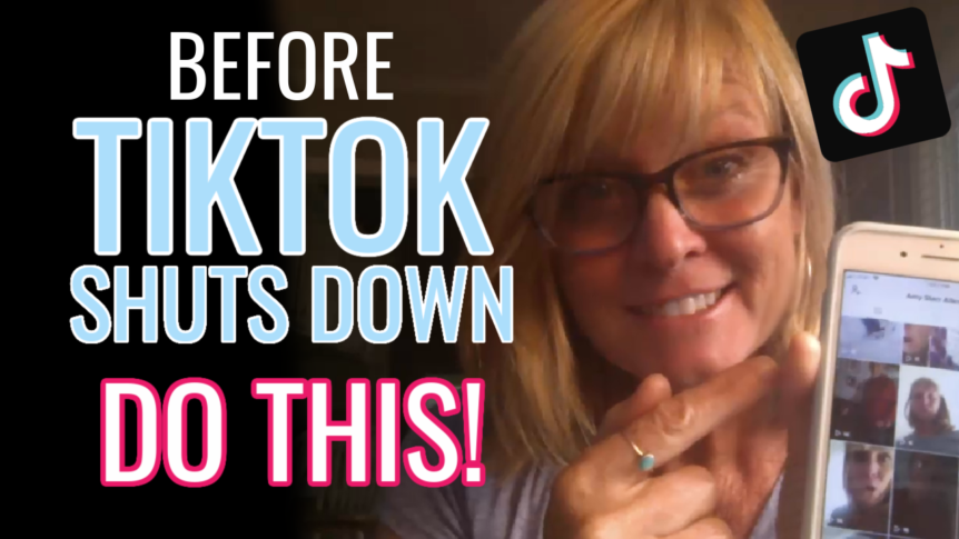 How to Save Your TikTok Followers Before TikTok Shuts Down in 2020