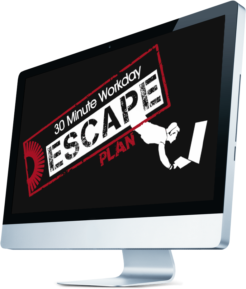 30 minute workday escape plan