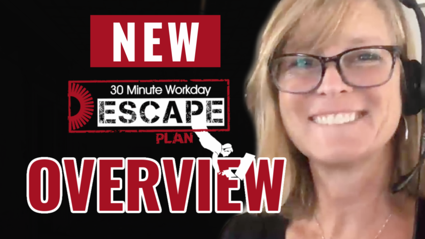 new 30 minute workday escape plan review