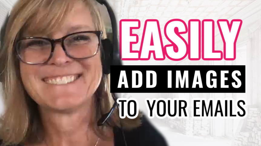 How to easily add images to your emails