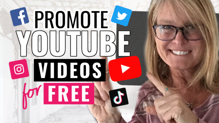 10 FREE & EASY Ways to Promote Your YouTube Videos for More Views in 2021 1