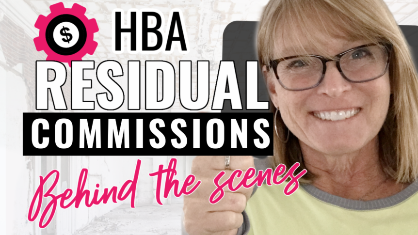Behind the Scenes- How We Get Paid Residual Commissions as a Home Business Academy Affiliate