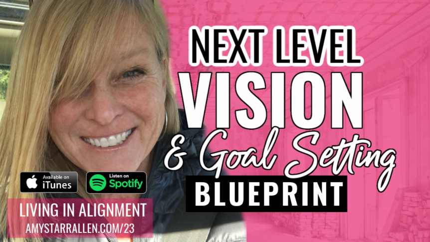 My Next Level Vision and Goal Setting Blueprint
