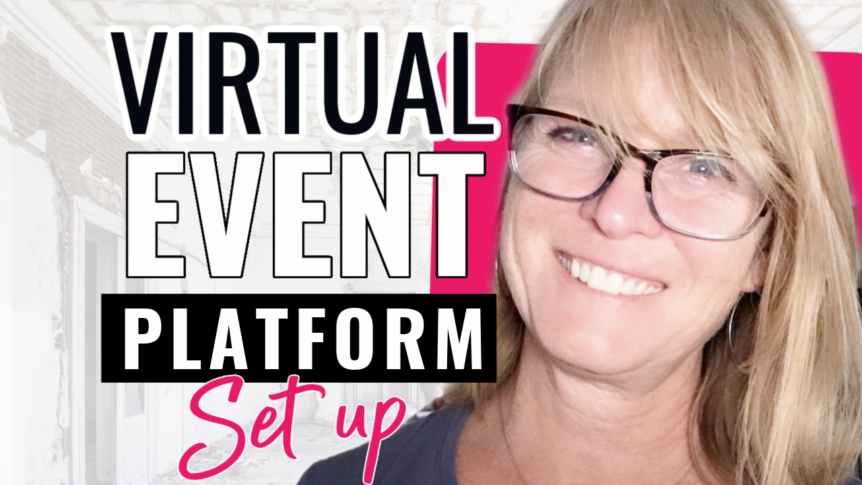 How To Set Up a Virtual Event Platform Using the HBA Funnel Builder