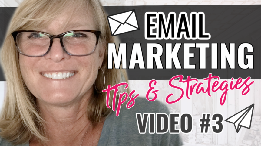 Email Marketing Strategies Tip #3 - Sharing Valuable Content With Your Audience