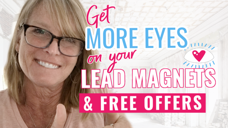 How To Get More Eyes on Your Lead Magnets and Free Offers | New HBA Funnel Builder Templates Added