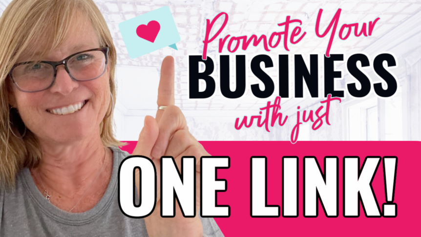 How to Promote Your Entire Business Using One Link - HBA Funnel Builder Link Pages Demo
