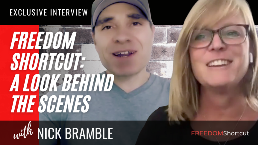 Interview With Nick Bramble - An Inside Look at the HBA Freedom Shortcut (Home Business Academy)