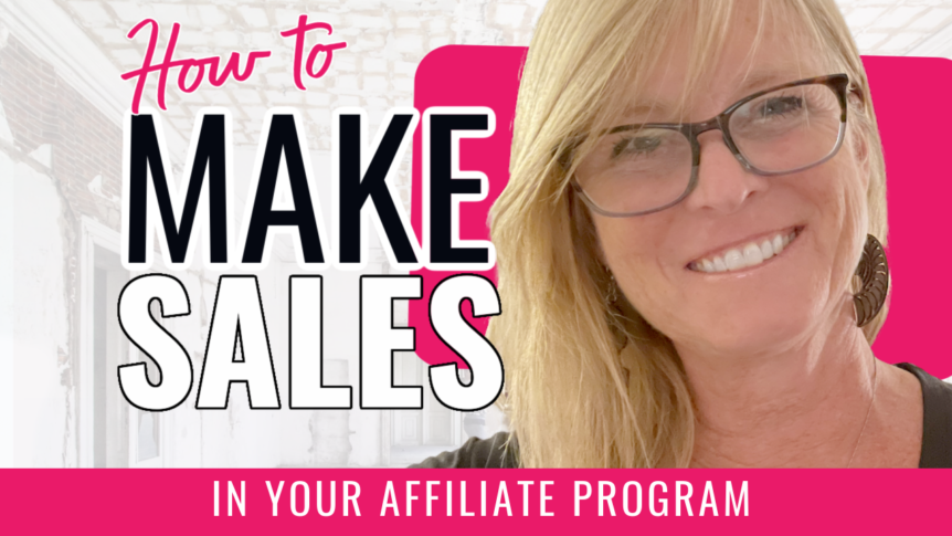 How to Make Sales In Your Affiliate Program on Autopilot With Organic Traffic